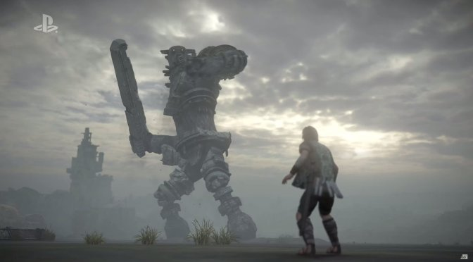 E3 2017: Shadow of the Colossus 'Remake' Announced