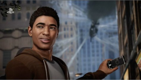 Miles Morales screenshot