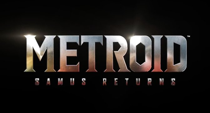 Metroid Samus Returns Nintendo E3 2017 Treehouse
