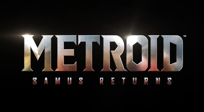 E3 2017: Metroid: Samus Returns