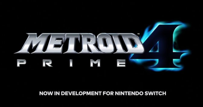 Metroid Prime 4 revealed Nintendo Spotlight E3 2017
