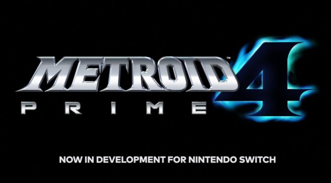 E3 2017: Metroid Prime 4 Announced