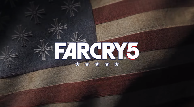 Far Cry 5 footage E3 2017 Ubisoft UbiE3