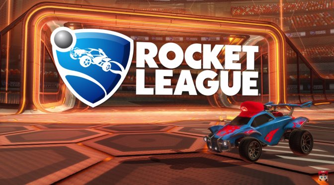 Rocket League Nintendo Switch E3 2017