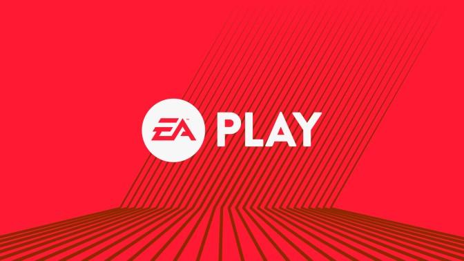Liveblog: EA Play 2017