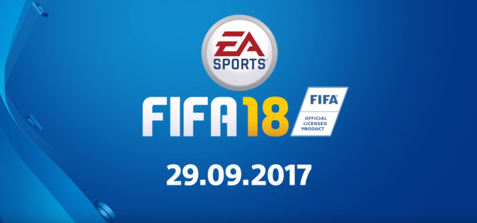Fifa 2018 announcement trailer