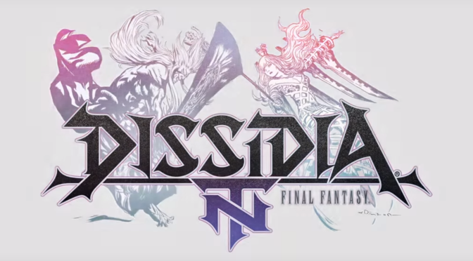 Dissidia is returning, and this time, it's on PS4