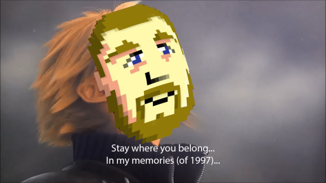 Final Fantasy VII Remake Nomura Memory