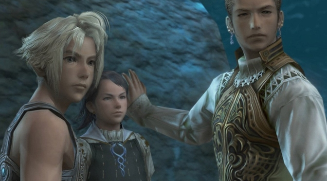 Final Fantasy XII The Zodiac Age Story Trailer