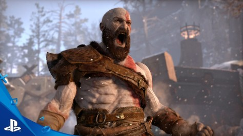 God of War Sony E3 2017 PS4