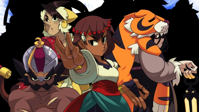 Lab Zero Games is bringing Indivisible to Nintendo Switch