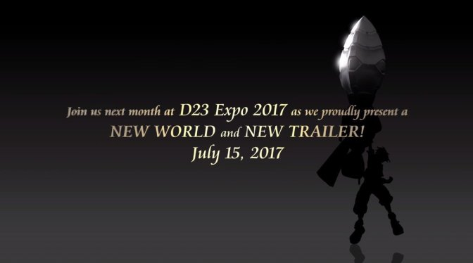 Kingdom Hearts III skips E3 2017, gets a new trailer