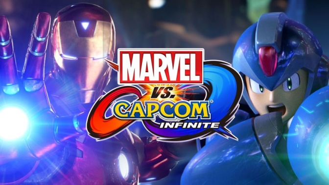 E3 2017: Sony shows off Marvel vs. Capcom Infinite