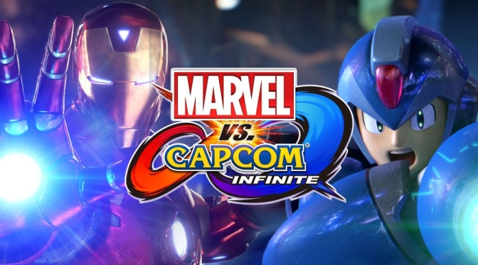 Marvel vs. Capcom Infinite Sony E3 2017