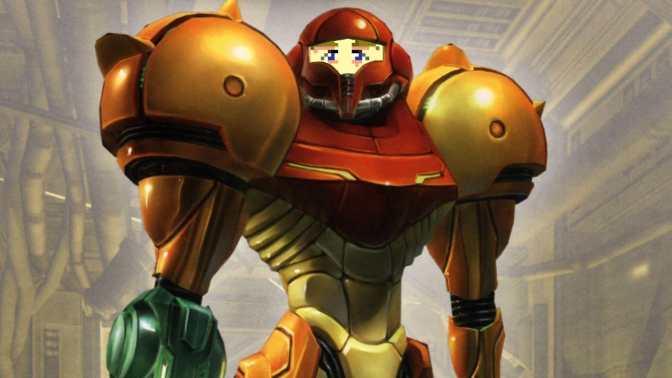 Metroid Prime is the evolution of Metroidvania