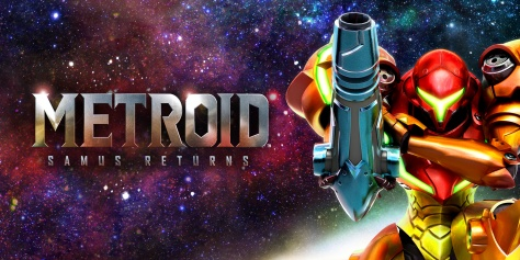 Metroid Samus Returns 3DS Mercury Steam
