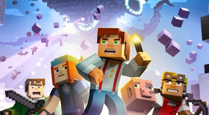 Minecraft Story Mode building towards a second season