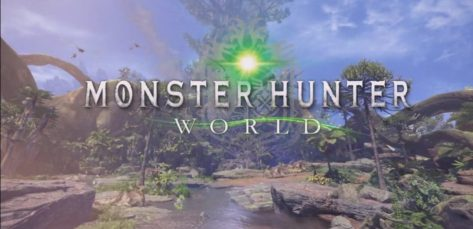 Monster Hunter World E3 2017 Sony