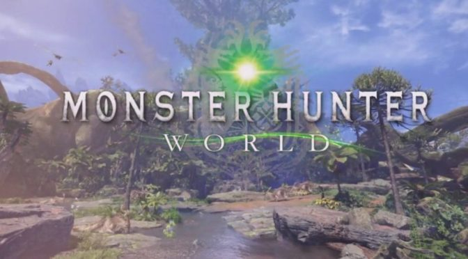 E3 2017: Monster Hunter World comes to PS4 (and more)
