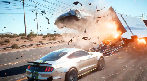 Need for Speed Payback E3 2017 EA Play