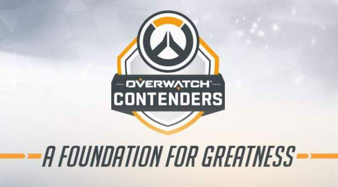Wrapping Up Day One of Overwatch Contenders Open Qualifiers