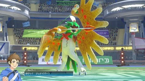 Pokken Tournament DX New Characters Decidueye