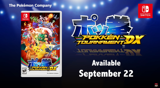 Pokken Tournament DX deserved a better reveal