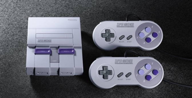 Nintendo announces release date for SNES Classic Edition, with Star Fox 2 playable