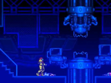 Super Metroid Corpses