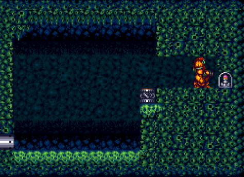 Super Metroid Hidden Items