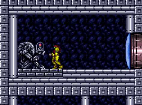 Super Metroid Missile