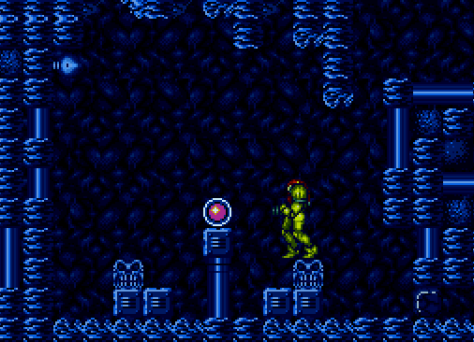 Super Metroid Morph Ball