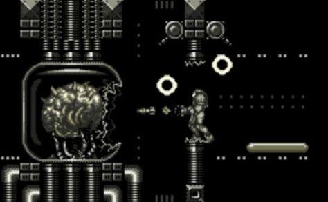 Super Metroid Opening Metroid 1