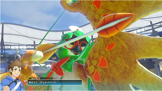 Pre-release Images for Pokkén Tournament DX Released