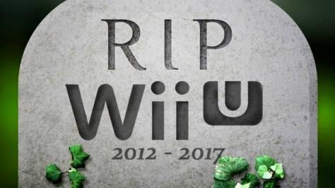 Wii U dead