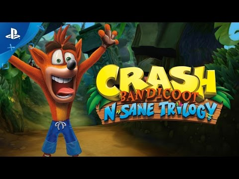 Activision CEO: We're 'experimenting' with Crash Bandicoot, 'could lead to other things'
