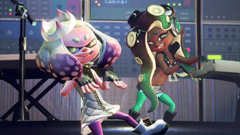 Marina Splatoon 2 Nintendo Switch