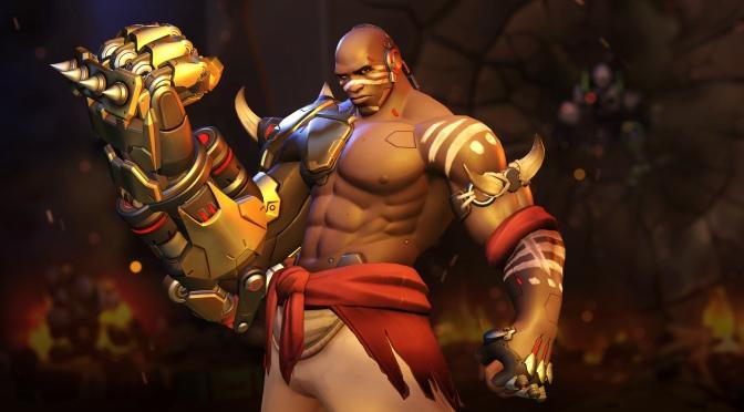 Doomfist announced by Blizzard, available on PTR
