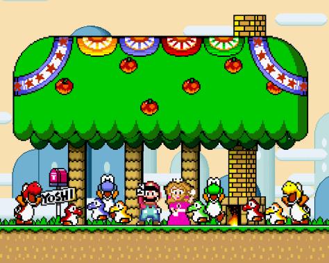 Super Mario World Best 2D Platformer