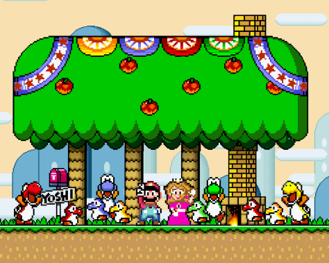 Super Mario World Best 2D Platformer