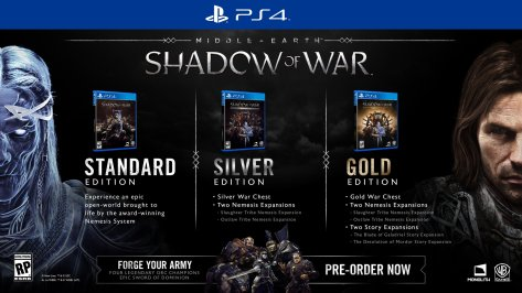 Middle-earth Shadow of War Microtransaction scam DLC