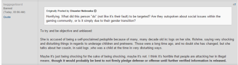 Tyler Malka EviLore Sexual Harassment NeoGAF Ban