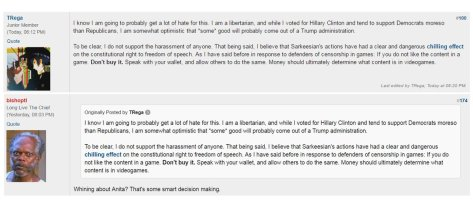 Tyler Malka EviLore, NeoGAF Ban, Sexual Harassment