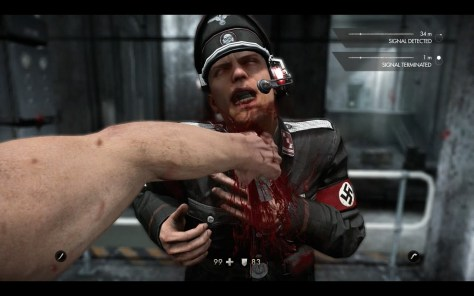 Wolfenstein Nazi Killer