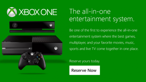 Xbox One All-in-One