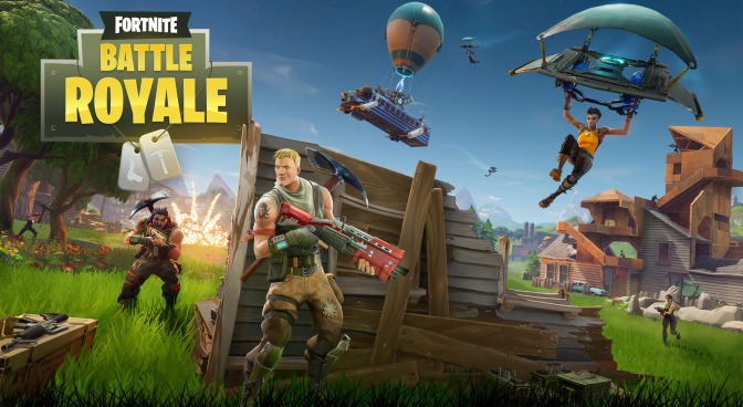 Fortnite on Nintendo Switch: Right game, right platform, right time