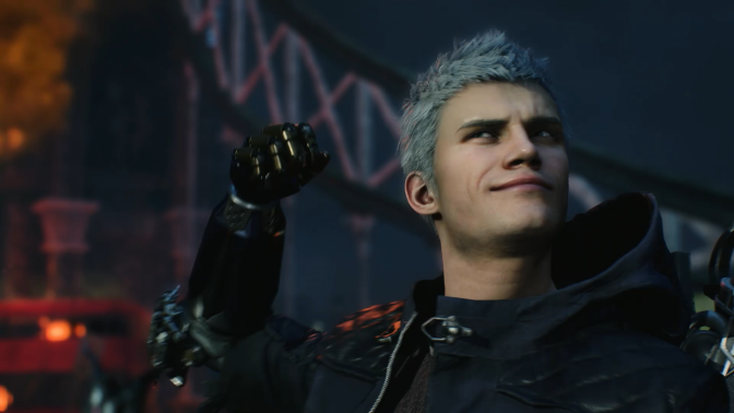 Devil May Cry, Devil May Cry V, Devil May Cry 5, DMCV, DMC5, Nero, Capcom