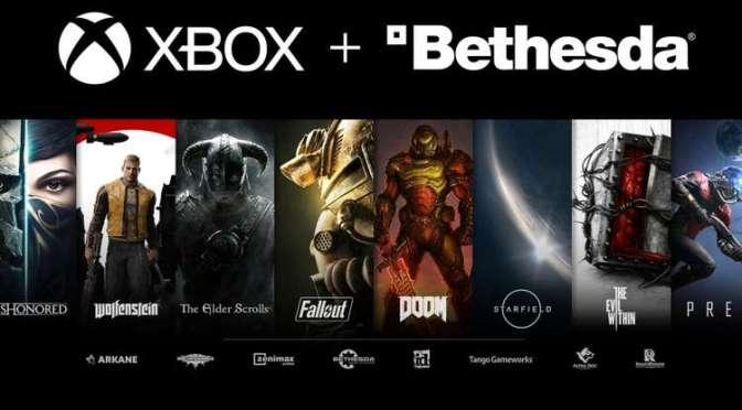 Microsoft buys Zenimax