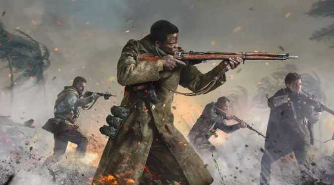 Call of Duty: Vanguard Teaser Released Ahead of Full Reveal